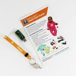 RealCare Baby® kontrolcentersæt til babysimulator. (software og USB-nøgle)-20